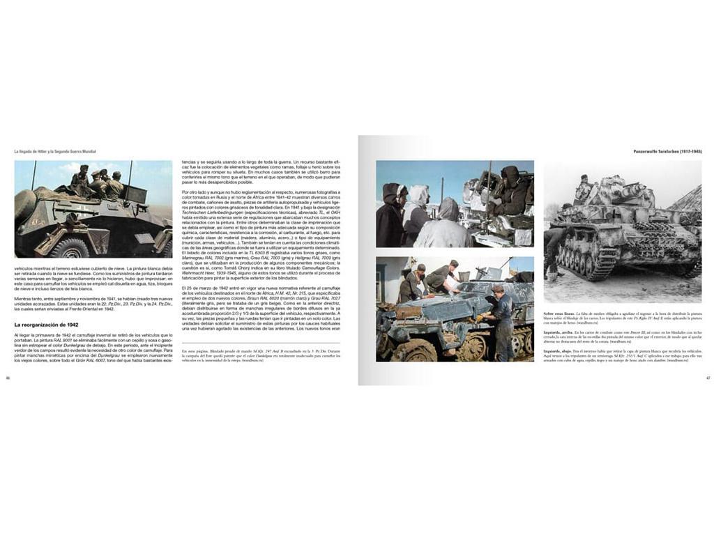 Panzerwaffe Tarnfarben (Vista 8)