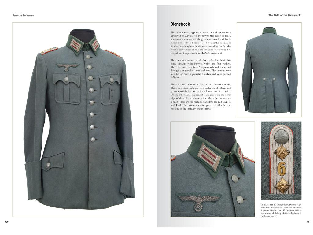 Uniformes Alemanes 1919-1945  (Vista 2)