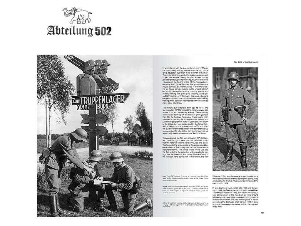 Uniformes Alemanes 1919-1945  (Vista 6)