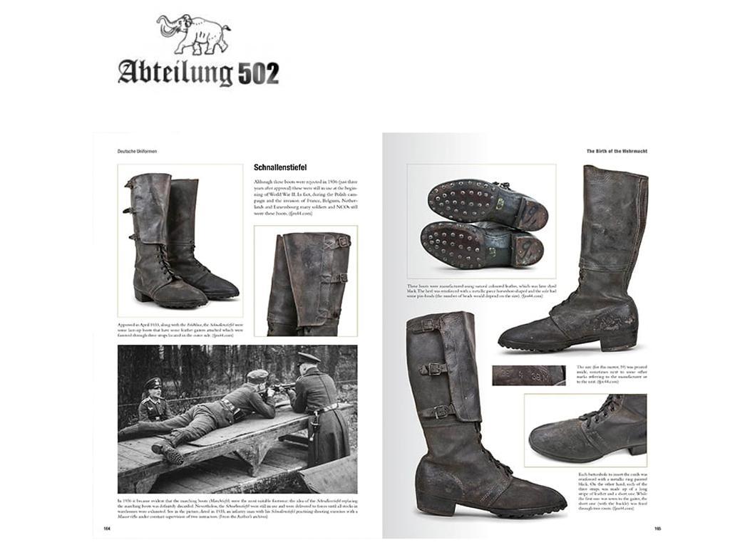 Uniformes Alemanes 1919-1945  (Vista 7)