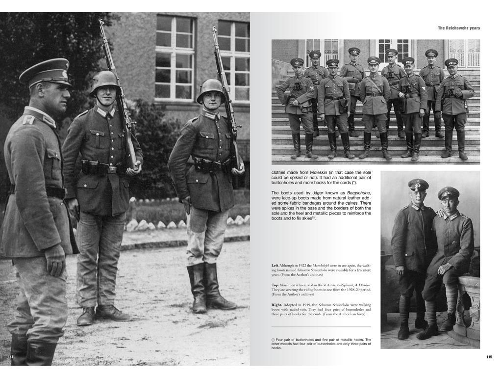 Uniformes Alemanes 1919-1945  (Vista 8)