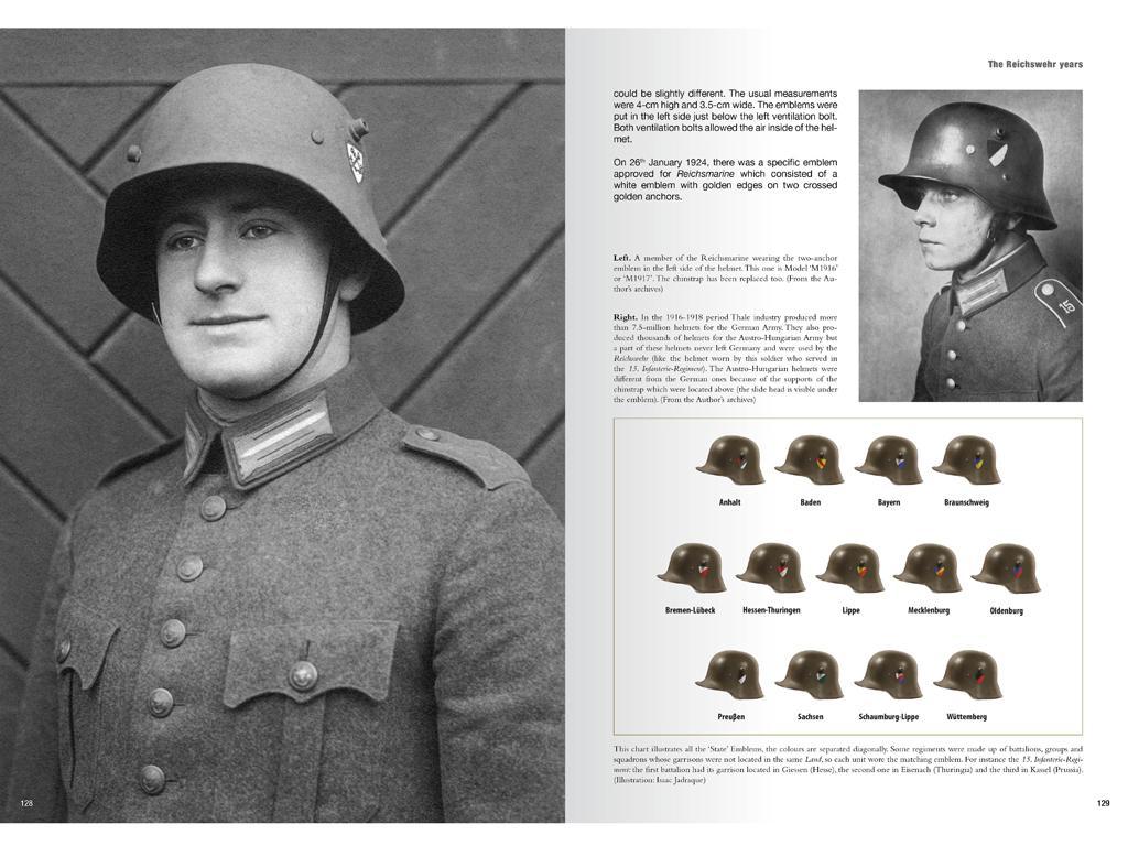 Uniformes Alemanes 1919-1945  (Vista 9)