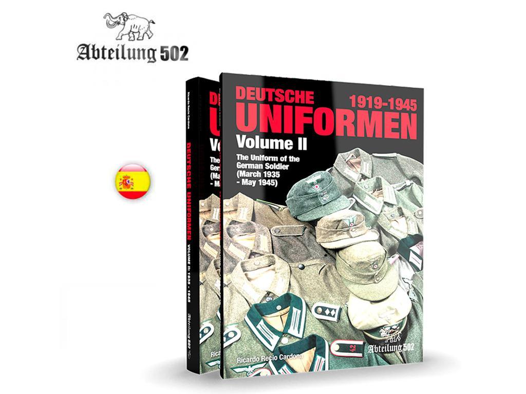 Uniformes Alemanes 1919-1945 (Vista 1)