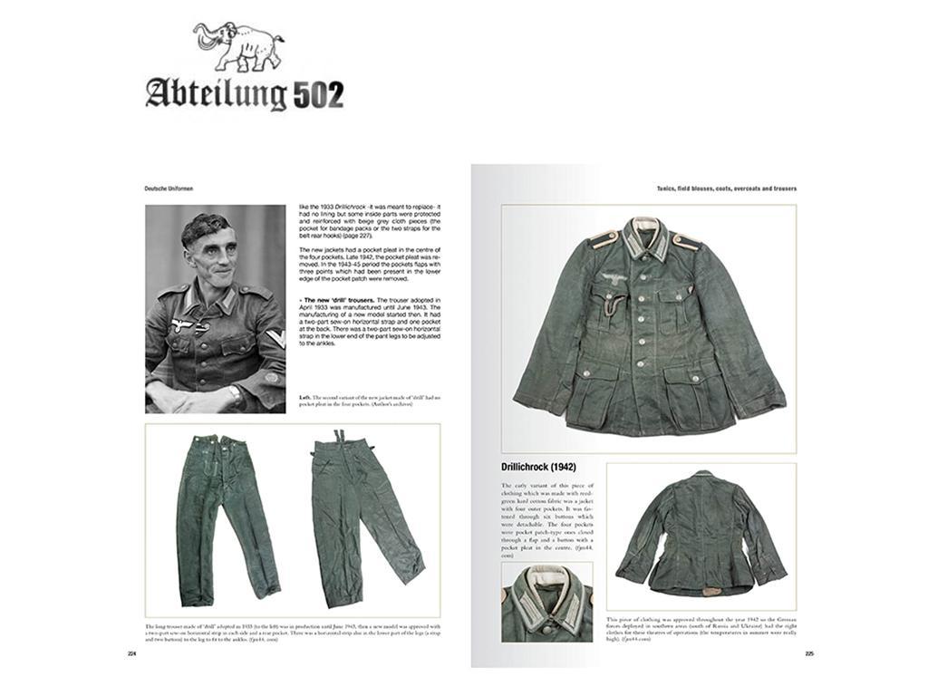 Uniformes Alemanes 1919-1945 (Vista 4)