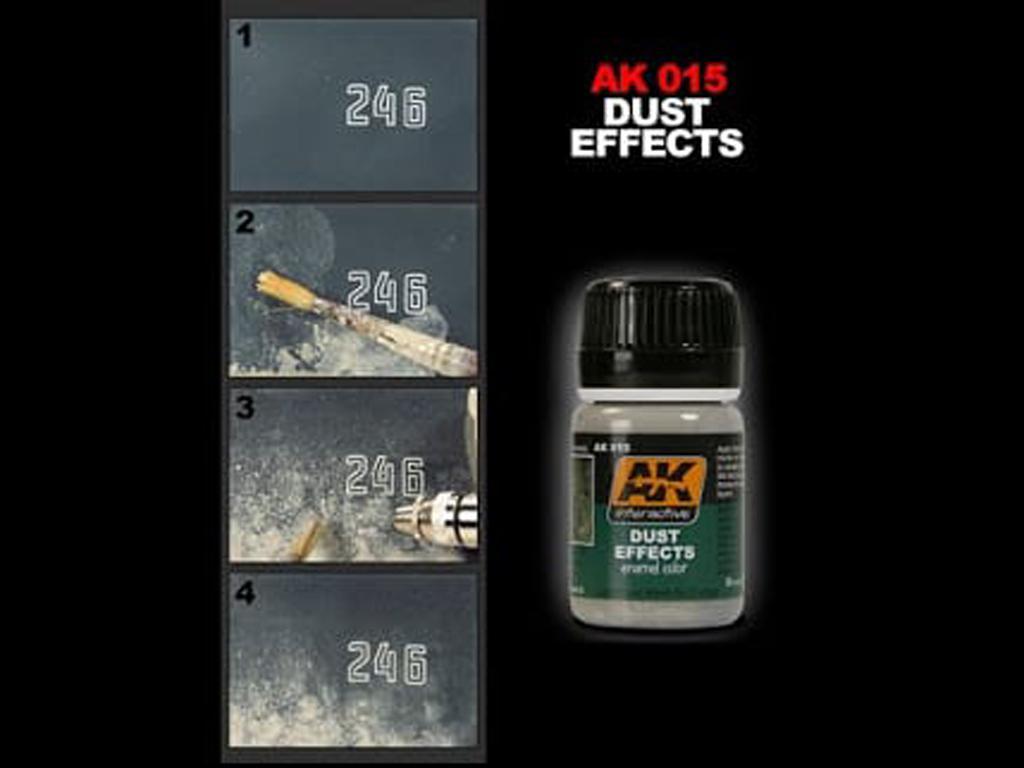 Efectos de polvo (Vista 2)