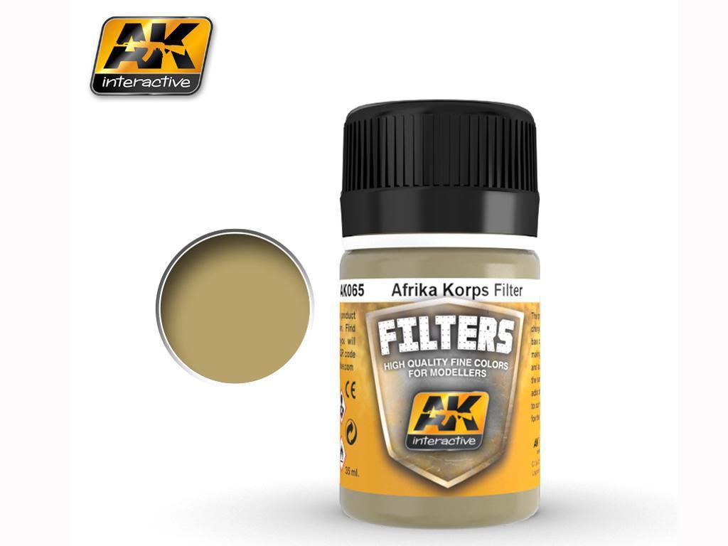 Filtro Para el Africa Korps (Vista 1)