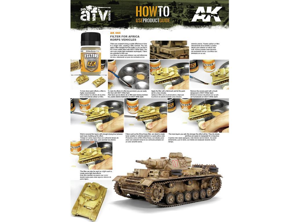 Filtro Para el Africa Korps (Vista 2)