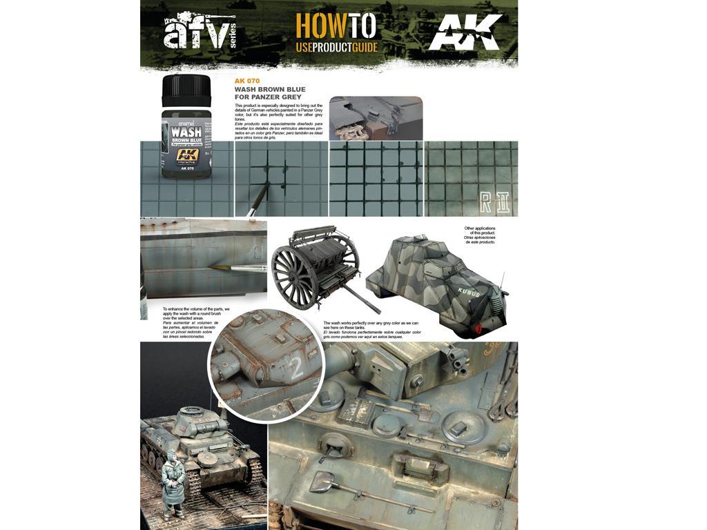 Lavado para panzer gris (Vista 3)
