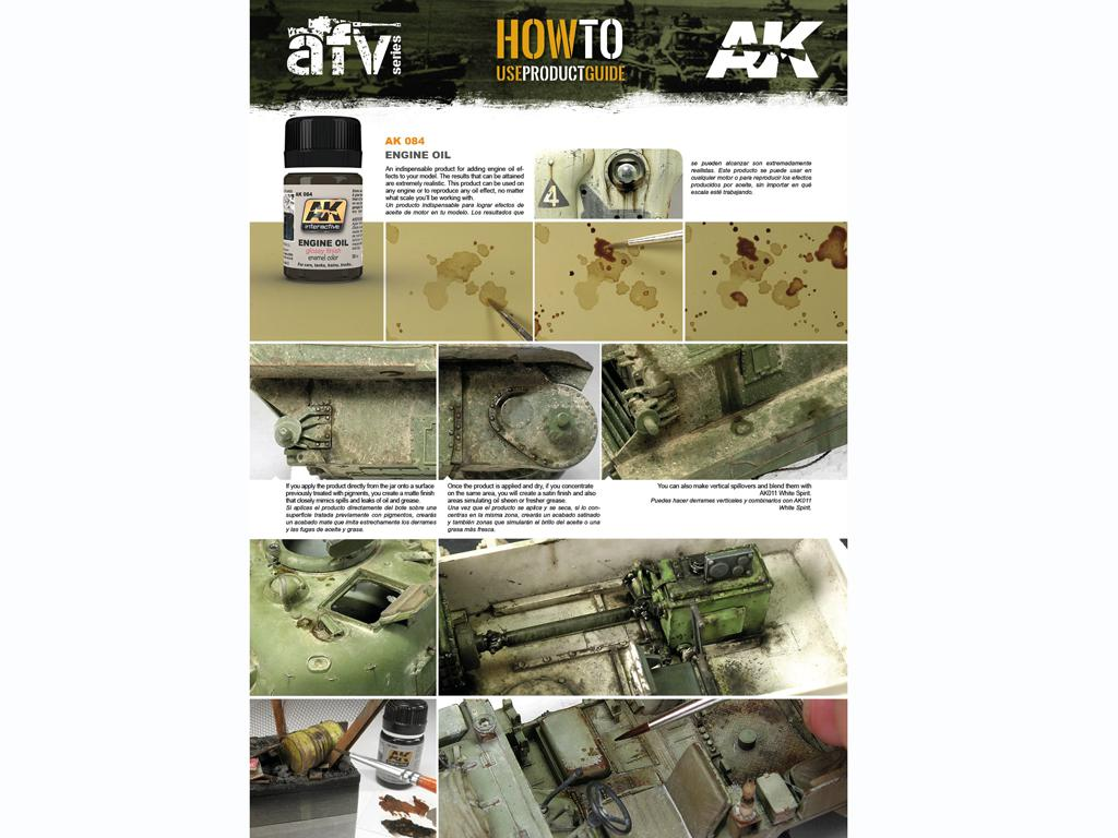Aceite fresco para motores (Vista 3)