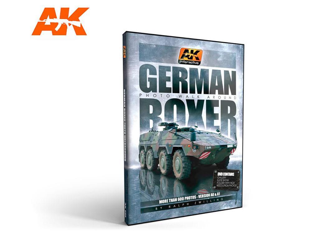 GTR Boxer Foto DVD (Vista 1)