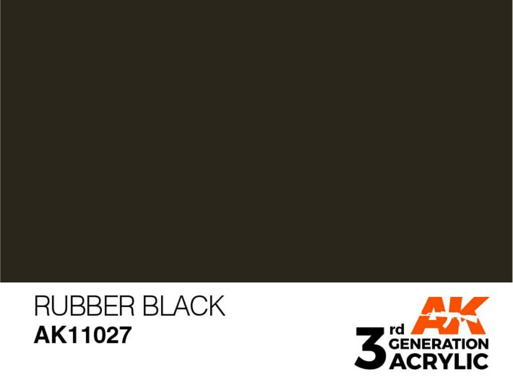 Goma Negra - Estándar (Vista 3)