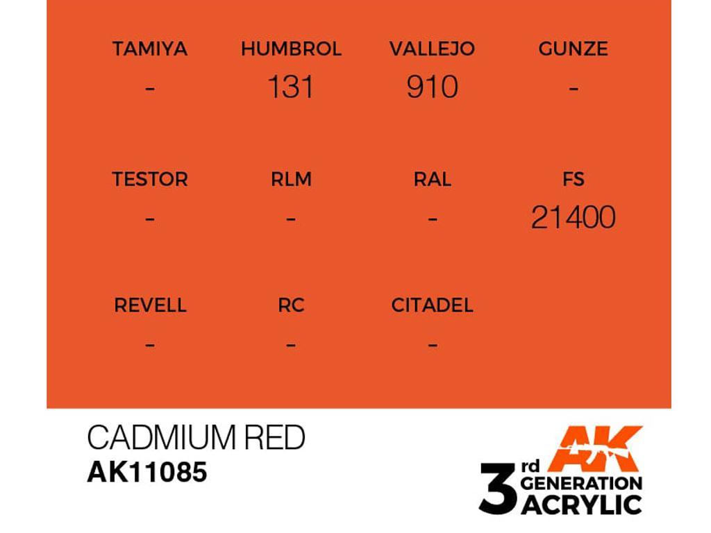 Rojo Cadmio (Vista 2)