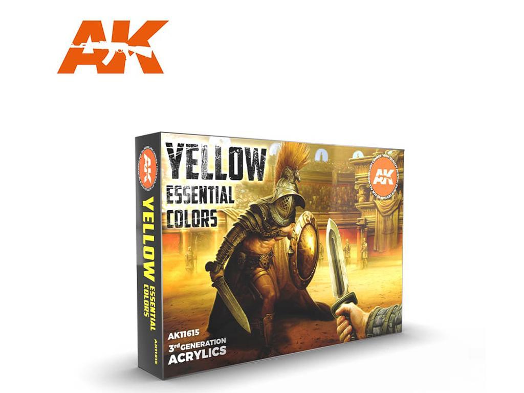 Colores Amarillos (Vista 1)