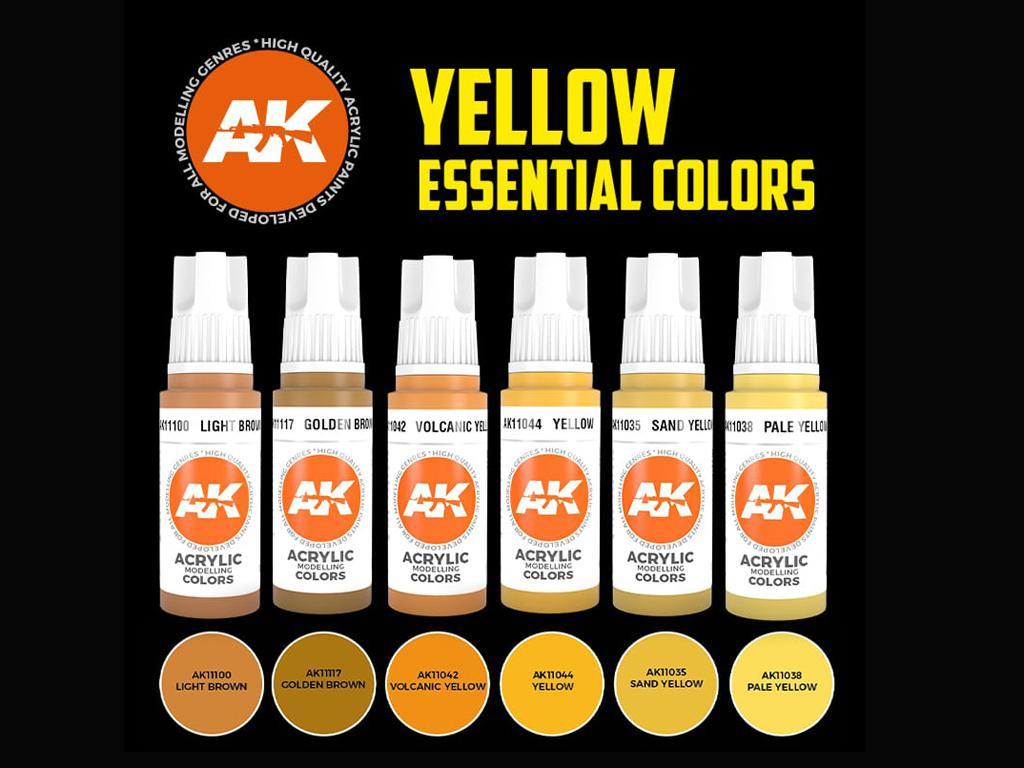 Colores Amarillos (Vista 2)
