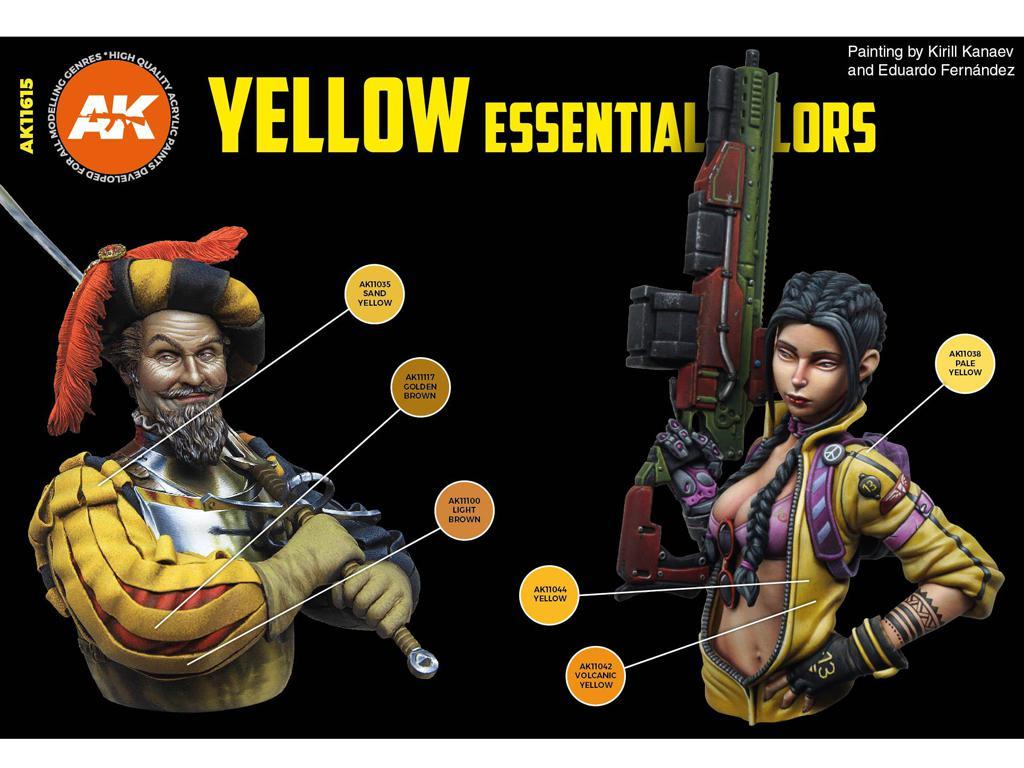 Colores Amarillos (Vista 3)
