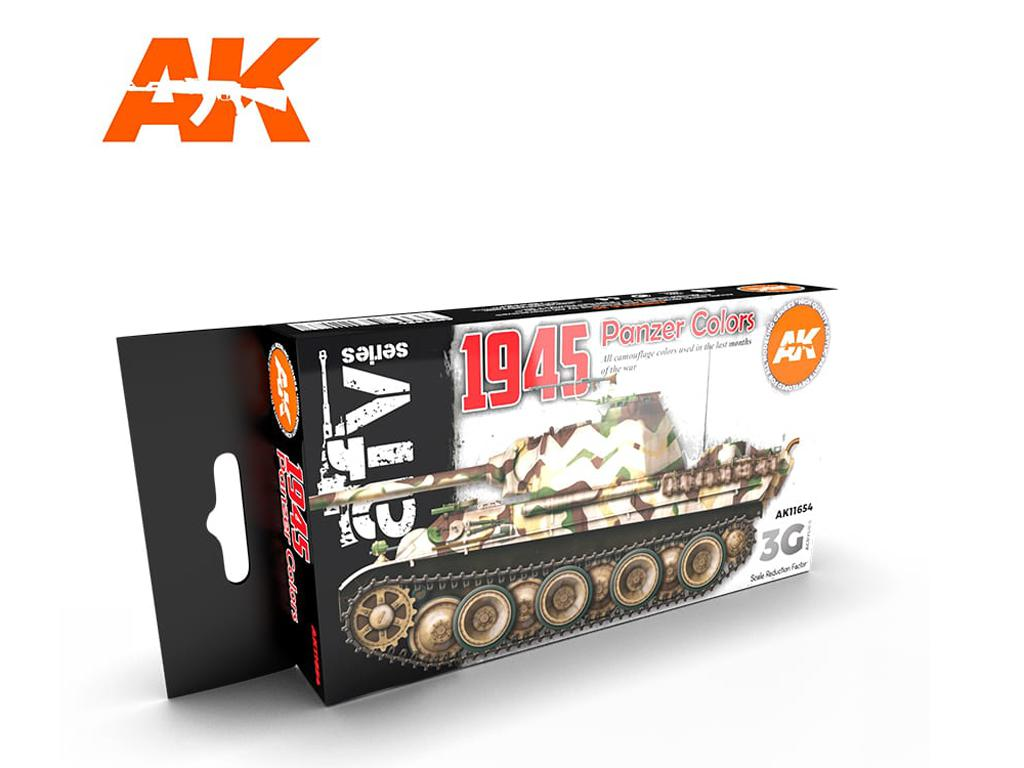1945 Panzer Colors (Vista 1)