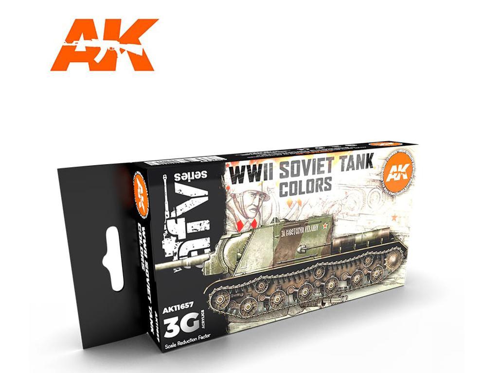 Colores Tanques Sovieticos (Vista 1)