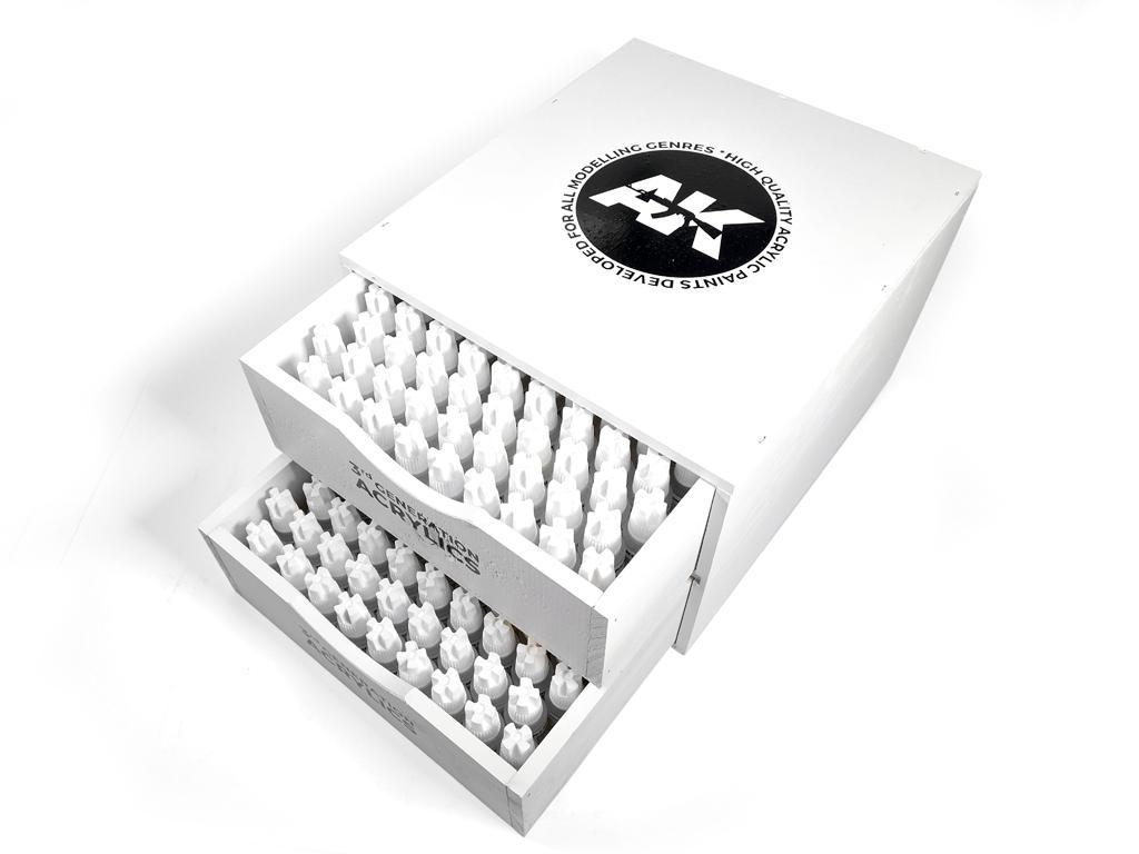 Caja especial de lujo de madera (Vista 3)