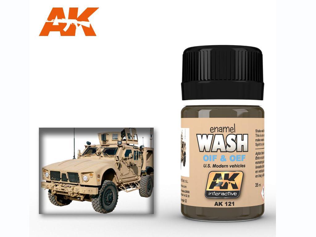 Lavado vehiculos Iraq y Afganistan (Vista 1)