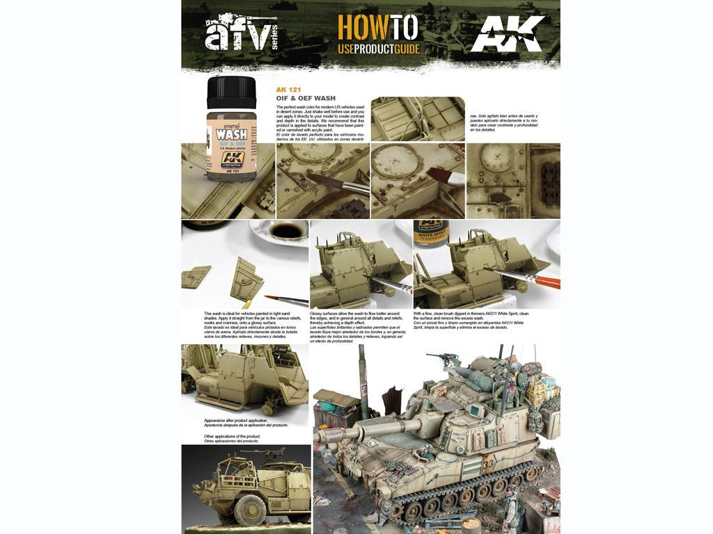 Lavado vehiculos Iraq y Afganistan (Vista 2)