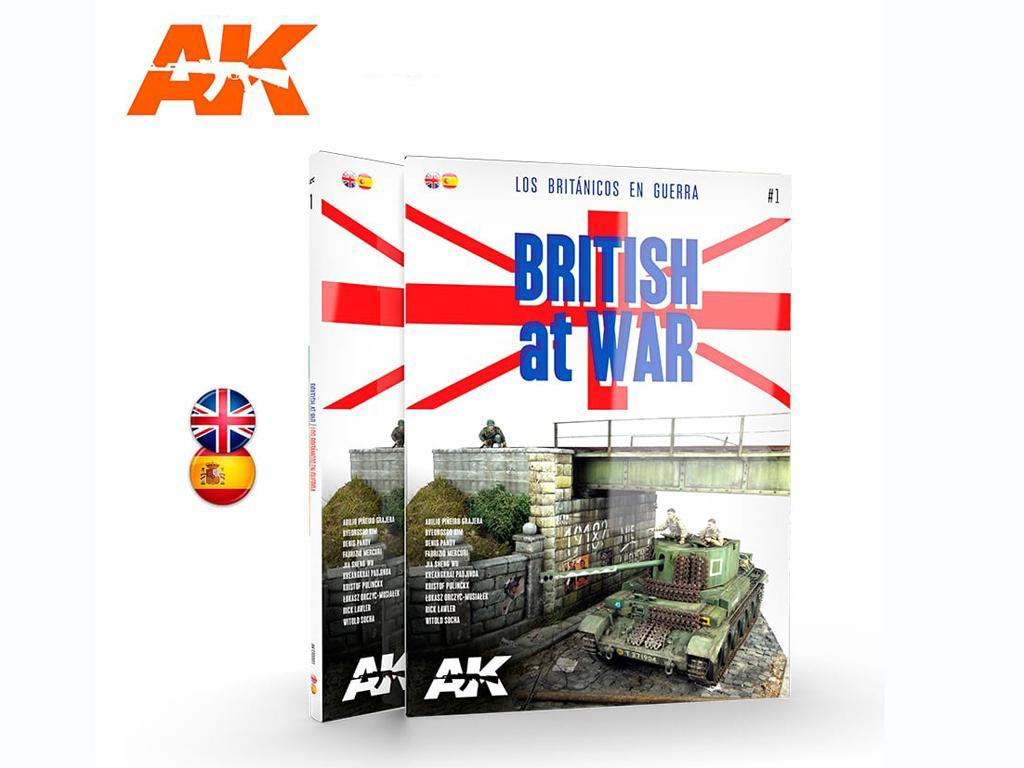Los Britanicos en Guerra (Vista 1)