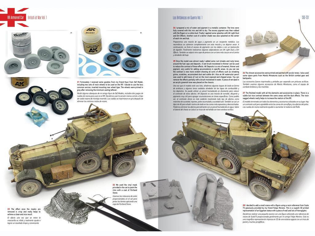 Los Britanicos en Guerra (Vista 10)
