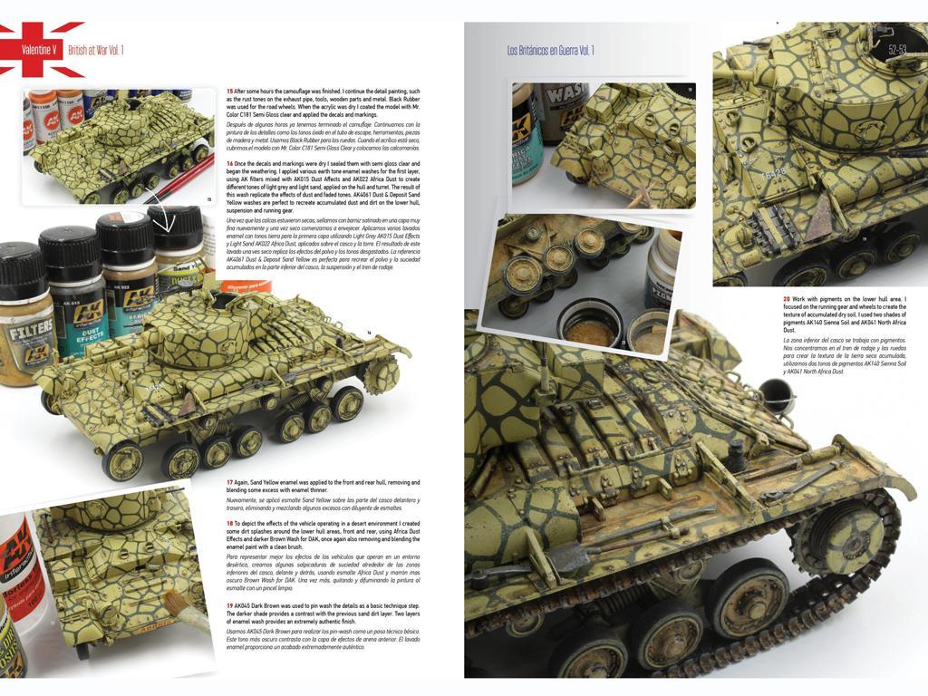 Los Britanicos en Guerra (Vista 4)