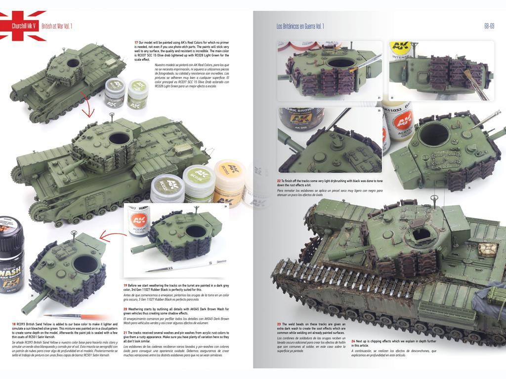 Los Britanicos en Guerra (Vista 6)