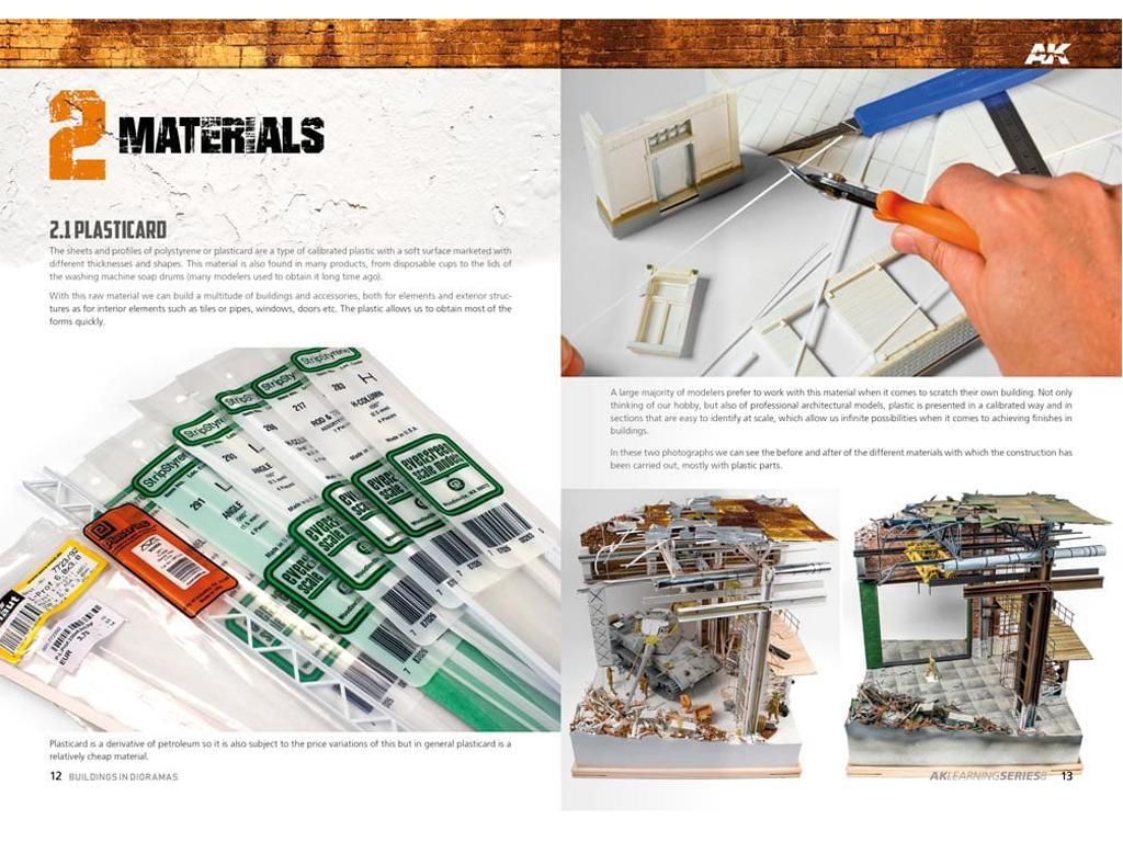 Como Hacer Edificios en Dioramas (Vista 4)