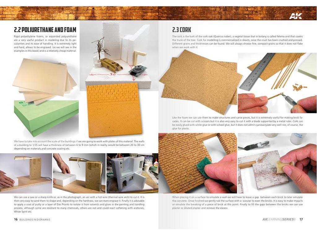 Como Hacer Edificios en Dioramas (Vista 5)