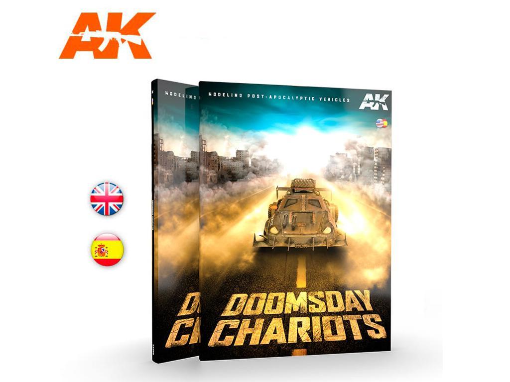 Doomsday Chariots - Modelado de vehículos post-apocalípticos (Vista 1)