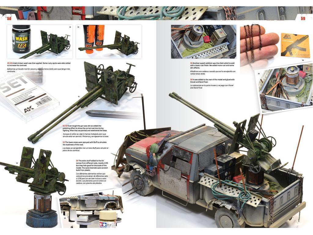 Doomsday Chariots - Modelado de vehículos post-apocalípticos (Vista 7)