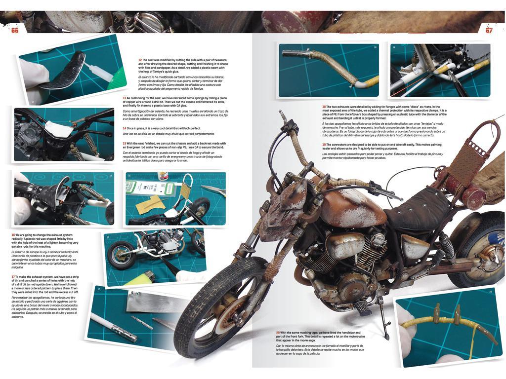 Doomsday Chariots - Modelado de vehículos post-apocalípticos (Vista 8)