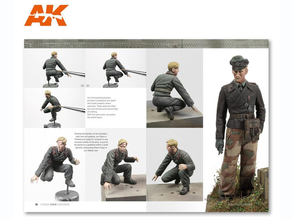 Pintura uniformes Dotacion Panzer (Vista 4)