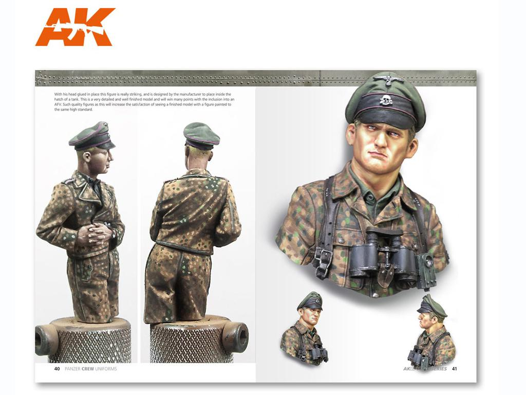 Pintura uniformes Dotacion Panzer (Vista 6)