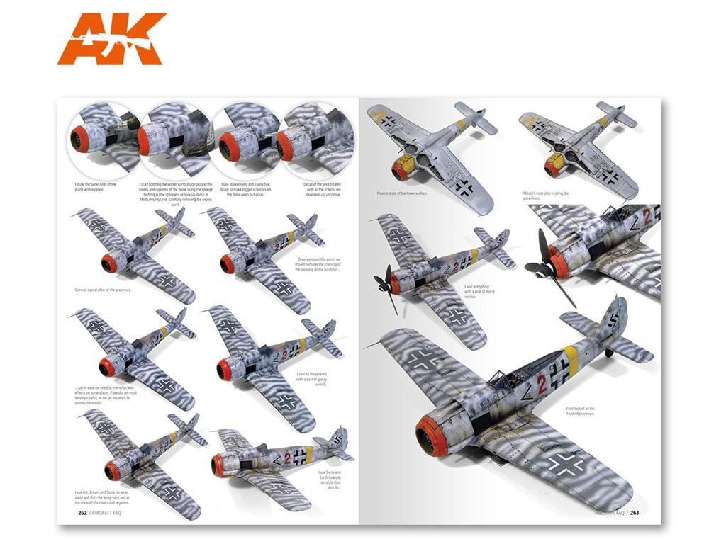 Aircraft Scale Moldelling F.A.Q.  (Vista 8)