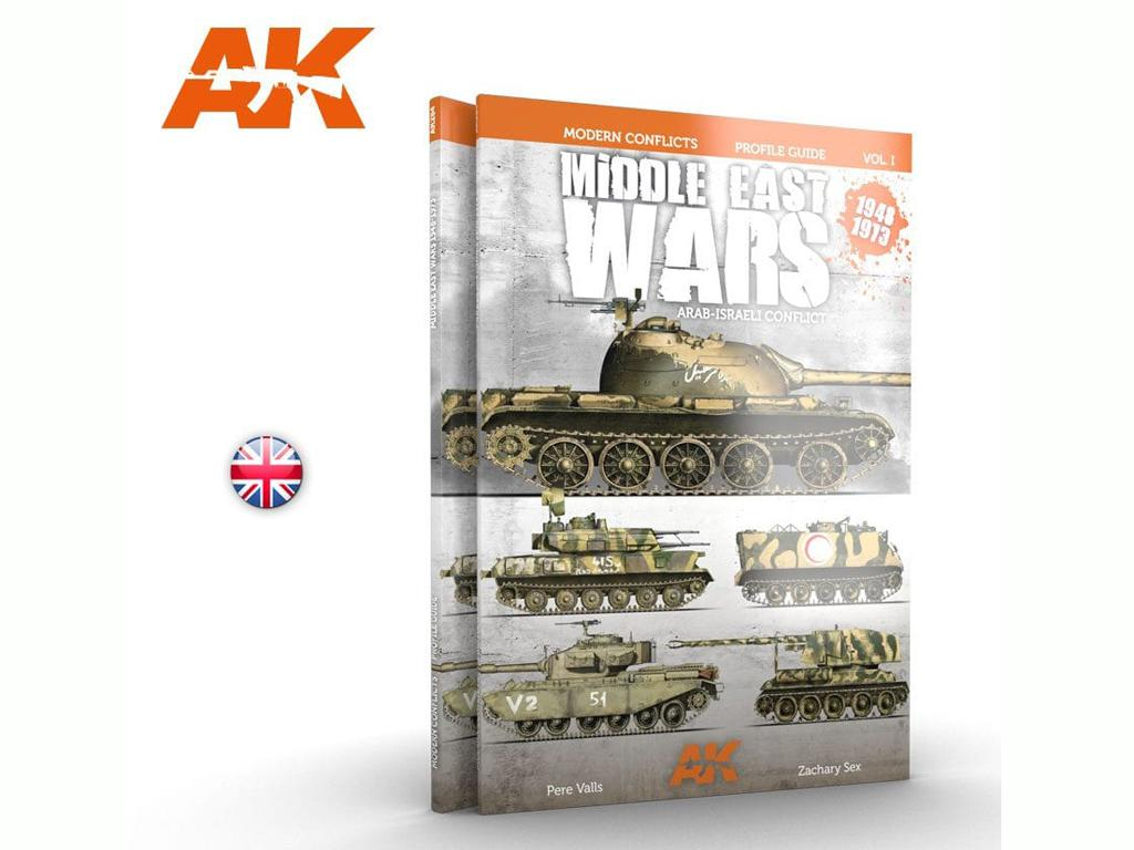 Middle East Wars 1948-1973 Vol.1 Profile (Vista 1)