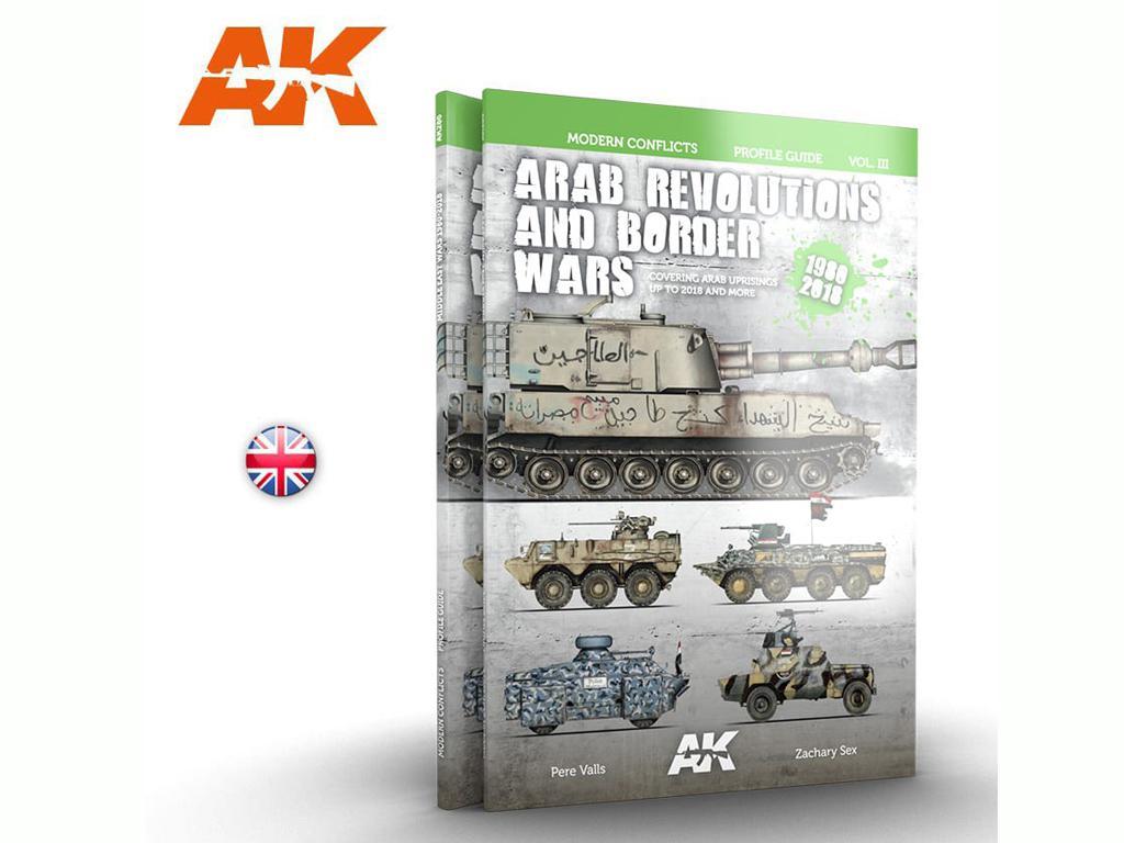 Revoluciones Arabes Y guerras Fronterizas Vol III (Vista 1)