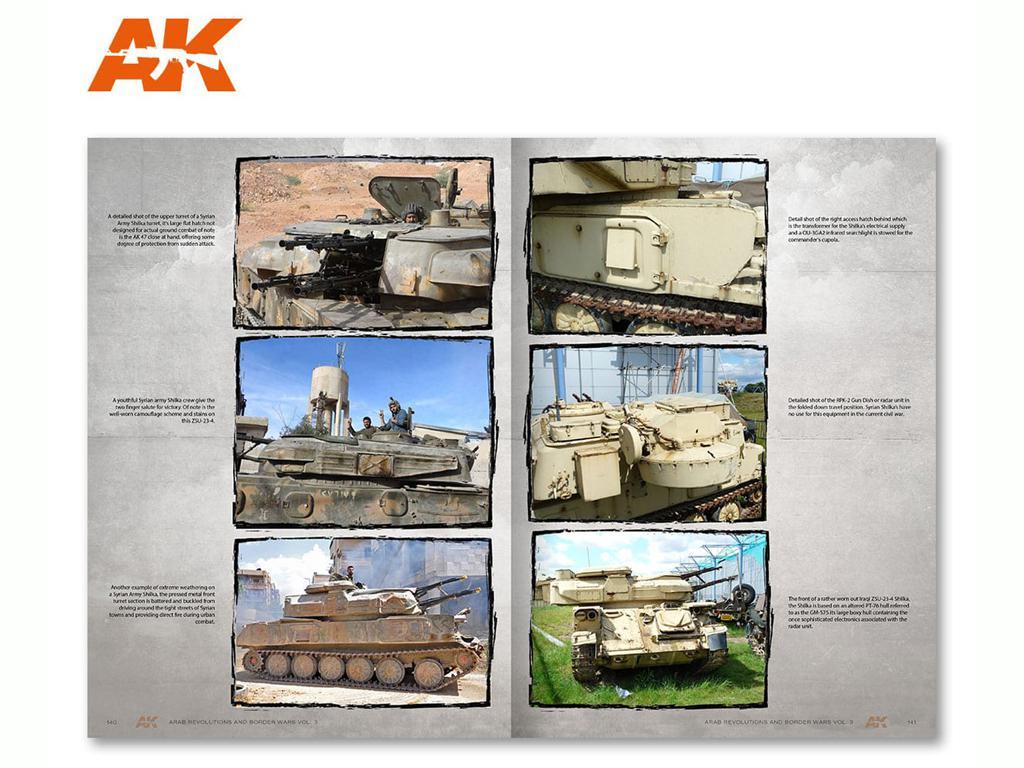 Revoluciones Arabes Y guerras Fronterizas Vol III (Vista 2)