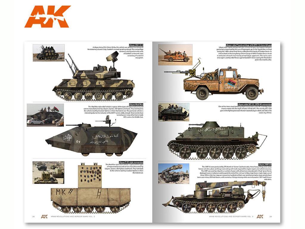Revoluciones Arabes Y guerras Fronterizas Vol III (Vista 4)