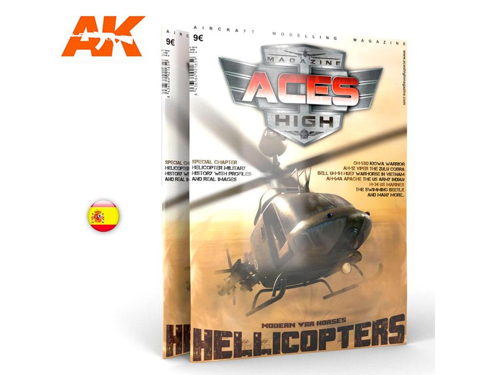 Aces High Nº 9 Helicopteros (Vista 1)