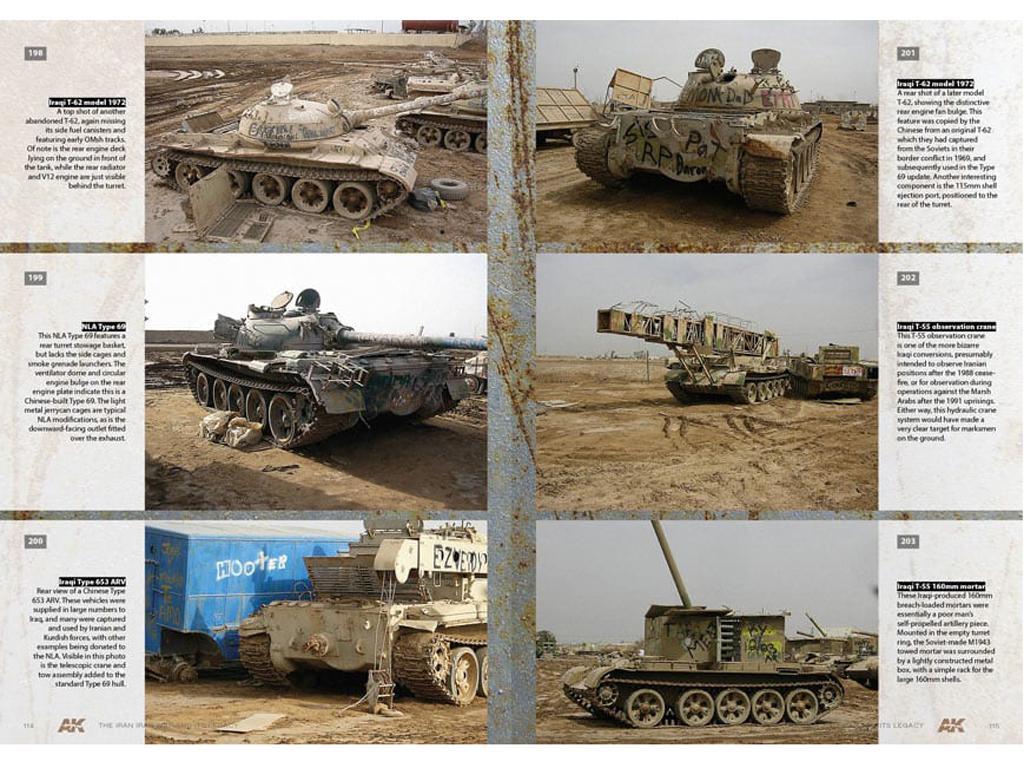The Iran Iraq War 1980-1988 Modern Conflicts Profile Guide Vol IV (Vista 10)