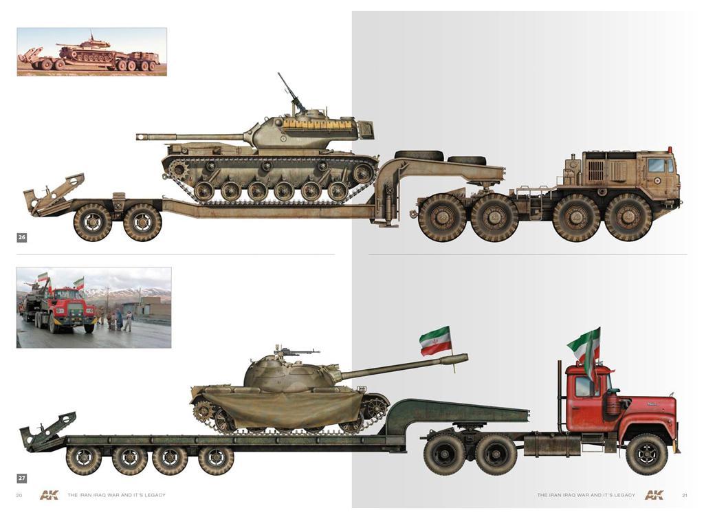 The Iran Iraq War 1980-1988 Modern Conflicts Profile Guide Vol IV (Vista 3)