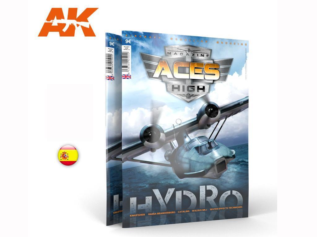 Aces High Magazine Nº 12 (Vista 1)