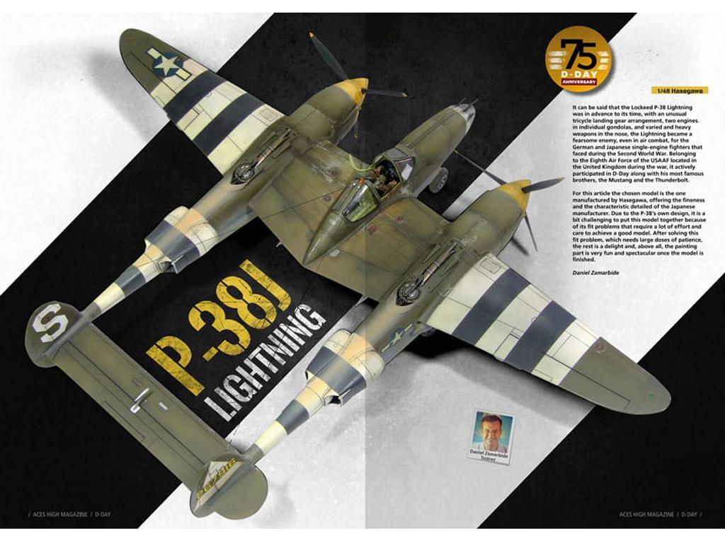 Aces High Número 16 Normandy D-Day (Vista 3)