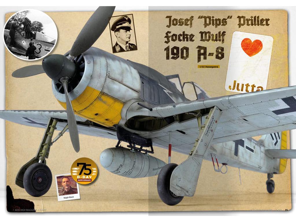 Aces High Número 16 Normandy D-Day (Vista 6)