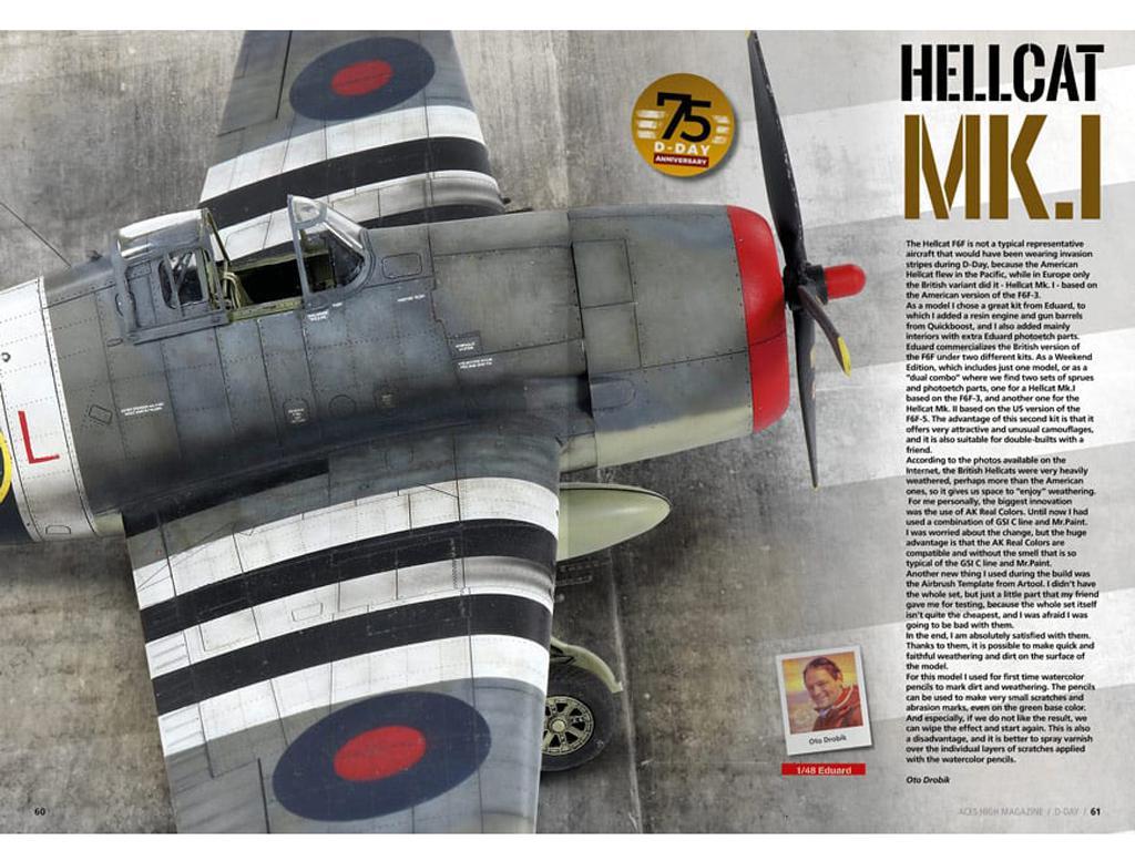 Aces High Número 16 Normandy D-Day (Vista 9)