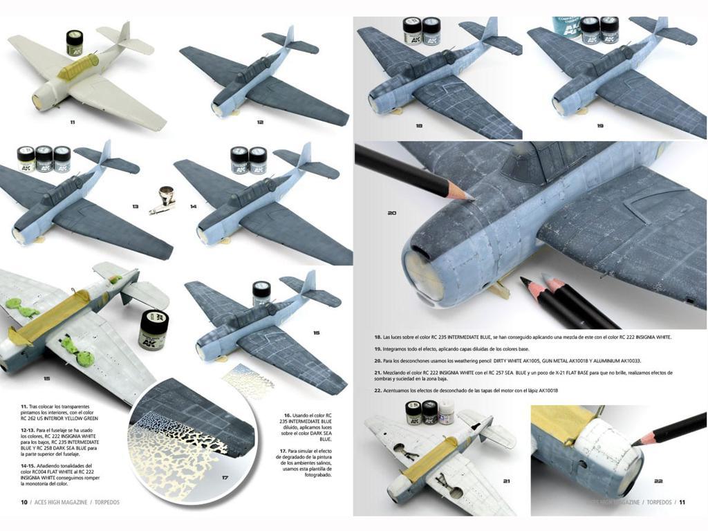 Aces High 17 ¡ ¡Atencion Torpedo !! (Vista 3)