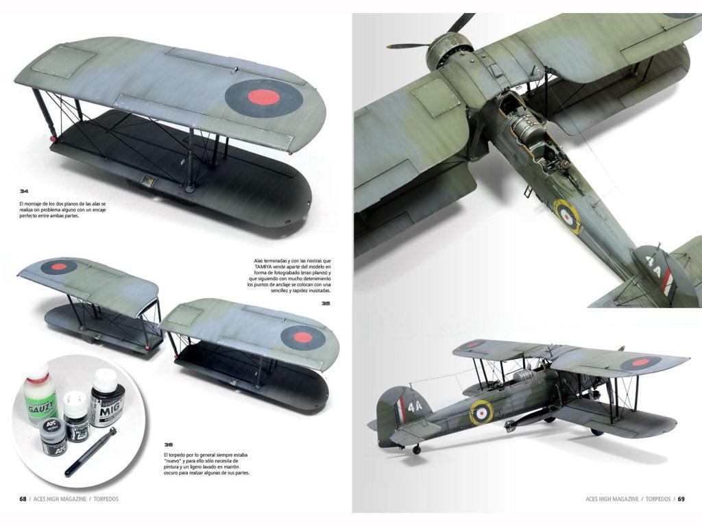 Aces High 17 ¡ ¡Atencion Torpedo !! (Vista 8)