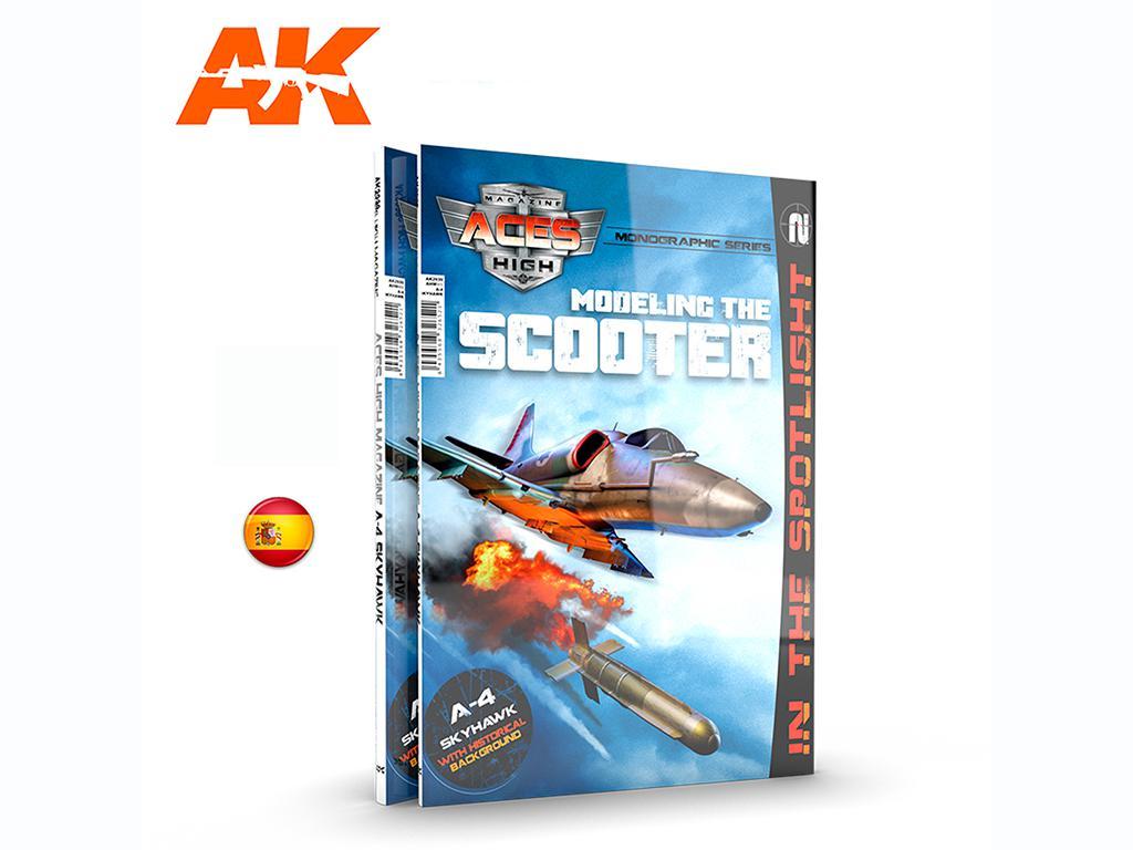 Aces High Monographic Series : Skyhawk (Vista 1)